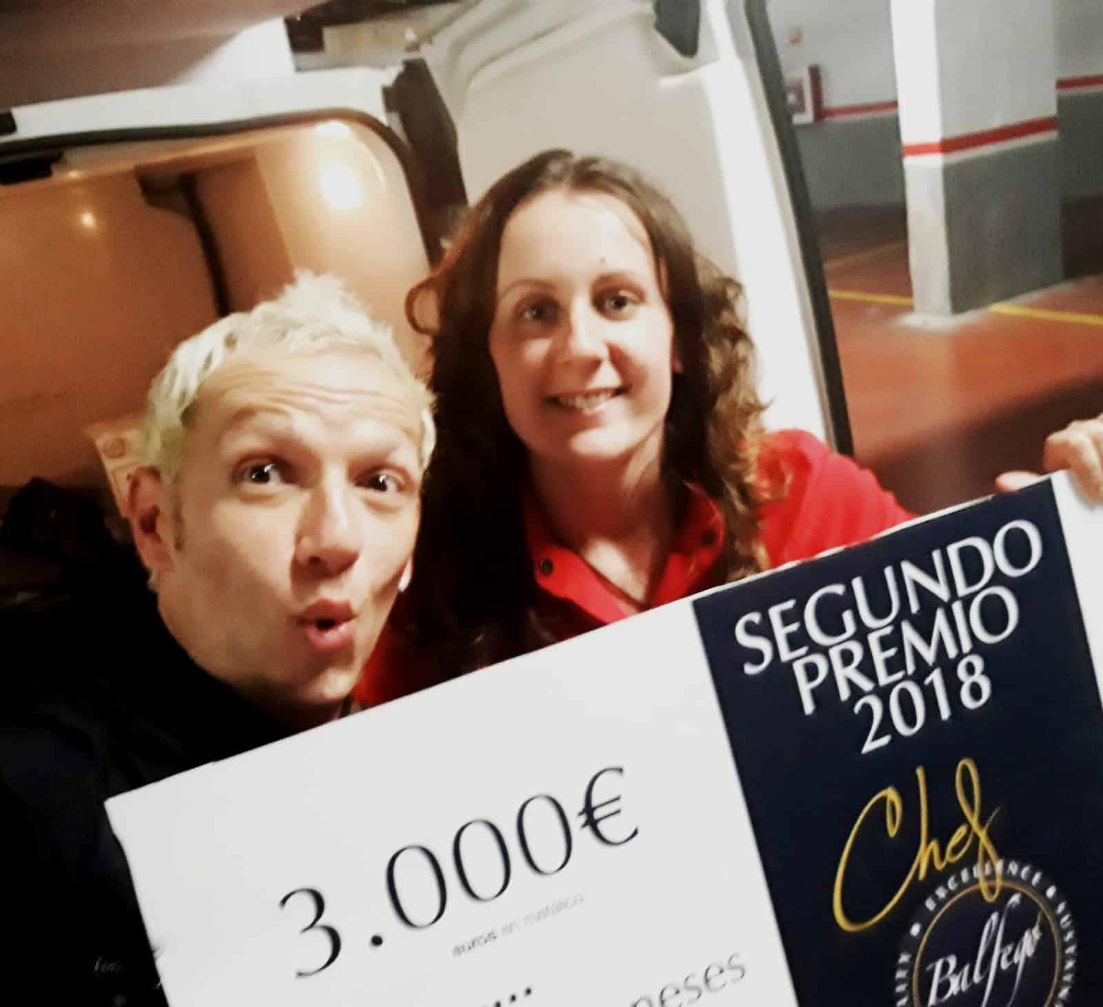 Lee más sobre el artículo Balfegó ha reconocido con el segundo premio a Toño Rodríguez Iguacel