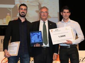 Lee más sobre el artículo Javier y Luis Antonio Carcas, ganadores del XVI Certamen de Cocina y Repostería de Aragón