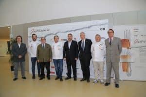 Lee más sobre el artículo Visita inaugural del V Certamen Nacional de Gastronomía
