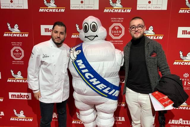 Lee más sobre el artículo Diego Millán y Ramces González del Cancook, logran su primera estrella Michelin