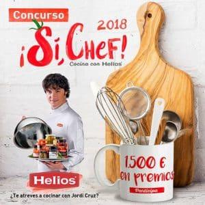 Lee más sobre el artículo Cocinar con Jordi Cruz y ganar 1500€ en premios
