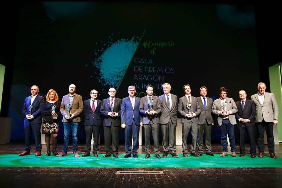 Lee más sobre el artículo El cocinero Javier Matinero recibe el Premio Aragón Alimentos