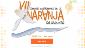 Lee más sobre el artículo Concurso Gastronómico de la Naranja