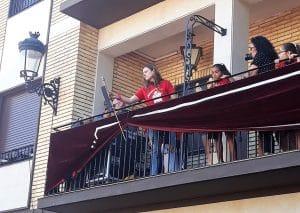 Lee más sobre el artículo Nerea Bescós, pregonera de las fiestas de Pedrola
