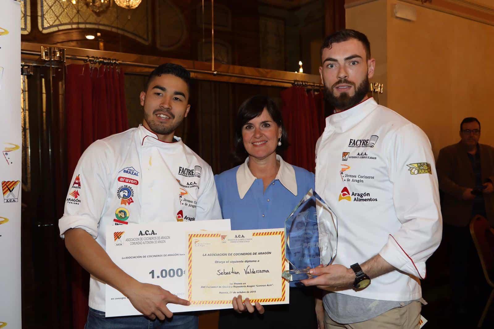 """En este momento estás viendo Ganadores del XVII Certamen de Cocina y Repostería de Aragón """"LORENZO ACÍN"""""""