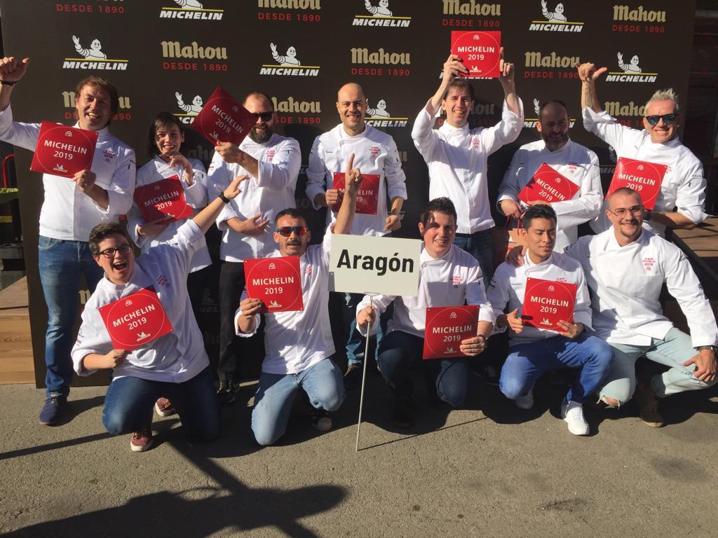 En este momento estás viendo Restaurantes Bib Gourmand de la Guía Michelín en Aragón