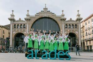 Lee más sobre el artículo Ocho chefs aragoneses preparan las recetas de la Gala del Club Inclucina