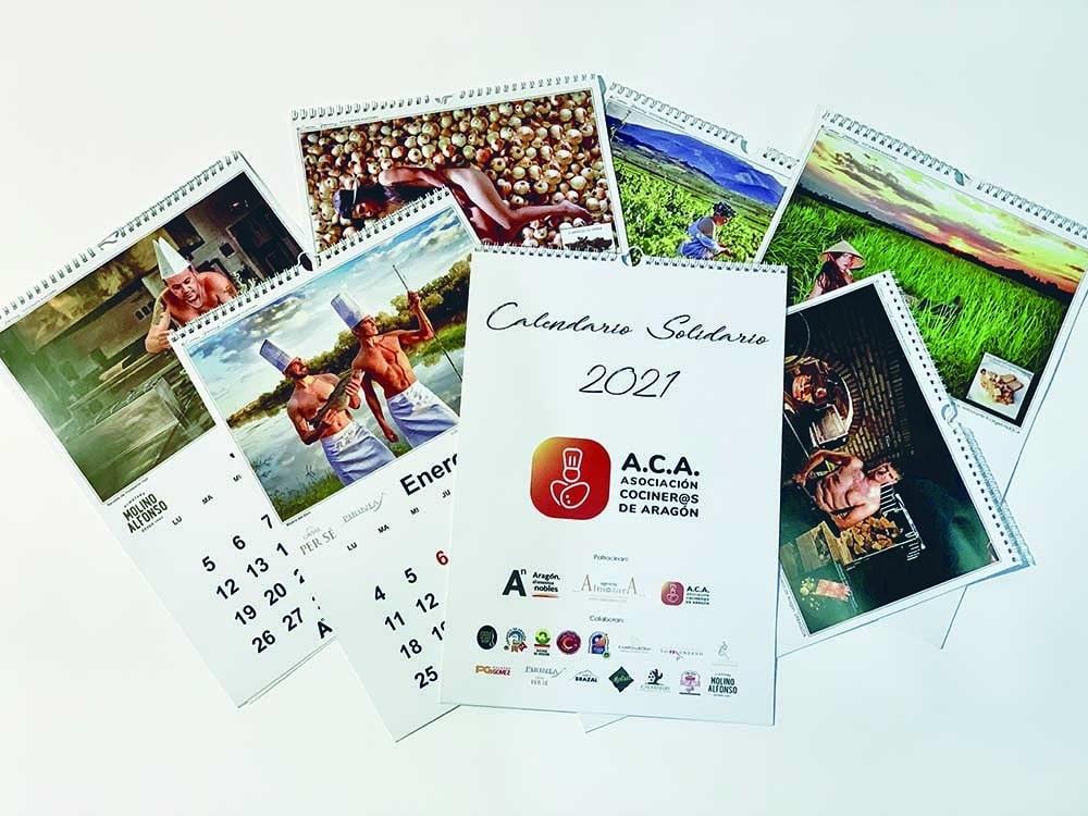 En este momento estás viendo Calendario Solidario 2021
