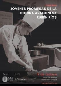 Lee más sobre el artículo Jóvenes Promesas de la Cocina Aragonesa Rubén Ríos