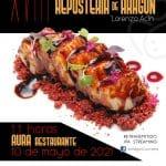 XVIII Certamen de cocina y repostería de Aragón «Lorenzo Acín»
